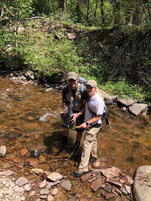 Pagosa Springs area Fly Fishing
